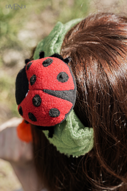 ladybug costume idea
