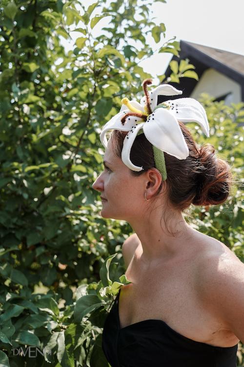 lily costume idea