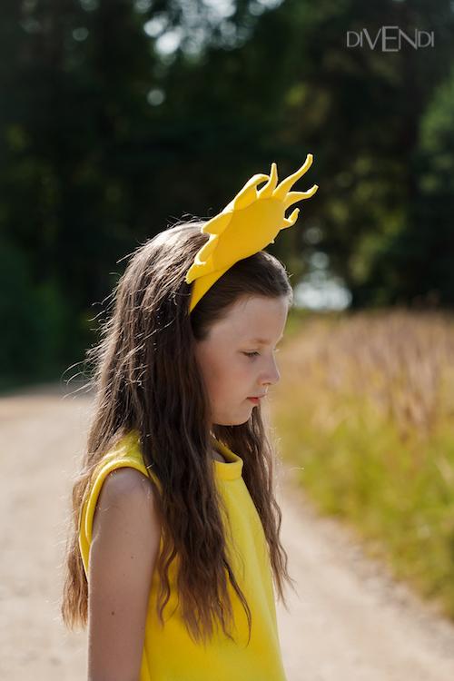 sun costume idea