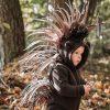 porcupine costume idea